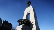The shooting happened at the war memorial in Ottawa
