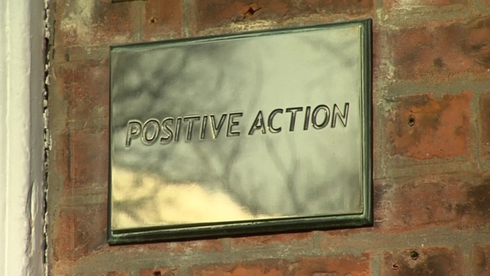 Positive Action probe identifies inappropriate spending