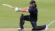 The mercurial Jesse Ryder, who is attempting to force his way back into the New Zealand team, was in devastating form at the Bert Sutcliffe Oval