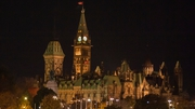Shots were fired inside the Canadian parliament