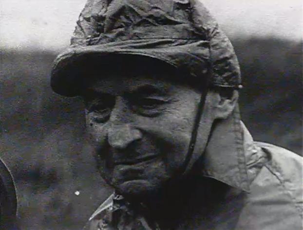 Captain Lionel Leslie
