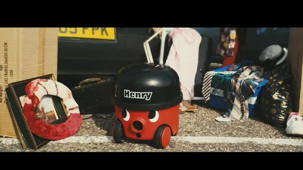 Meet Henry the Hoover