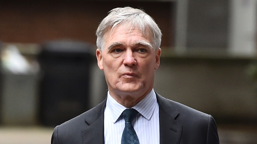 Tesco chairman Richard Broadbent said his decision to step down will help Tesco draw a line under the past