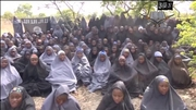 There has been no confirmation the hostages were those kidnapped from Chibok a year ago