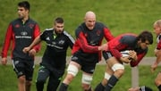 Munster take on Saracens at Thomond Park on Friday night