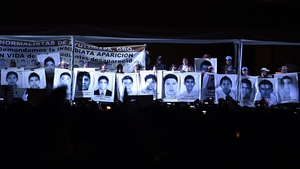 Forty-three students have been missing for several weeks in Guerrero