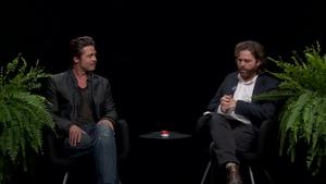 Between Two Ferns: Brad Pitt and Zach Galifianakis