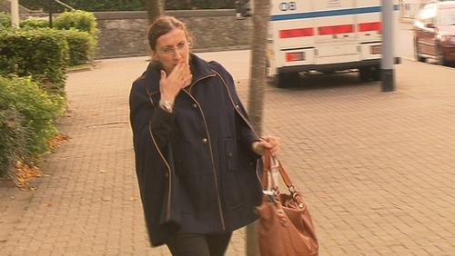 Joanna Witkowska had denied the charge