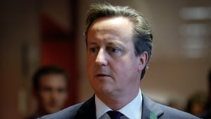 David Cameron vowed to put the militants out of action