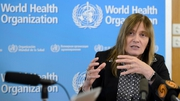The WHO's Marie-Paule Kieny says around 200,000 doses of the vaccine will be ready by the middle of 2015