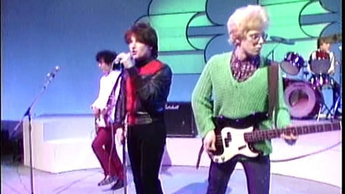 Early U2 perform on RTÉ in the early seventies