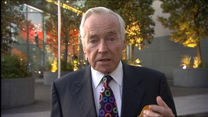 Senator Feargal Quinn says bill would give the Finance Minister a 'powerful weapon'