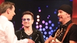 U2 on The Late Late Show down the years