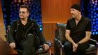 Bono and The Edge