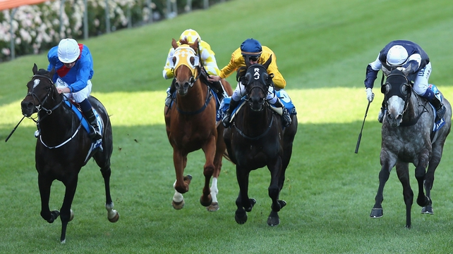 Adelaide storms home to win Cox Plate
