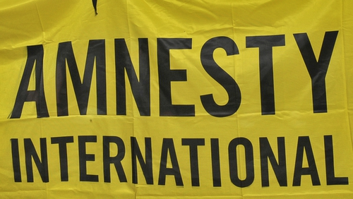 Amnesty denies the funding was to be used for political purposes