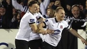 Stephen O'Donnell scored the crucial opener for Dundalk