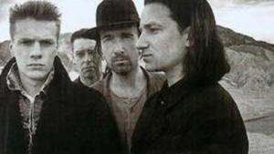 Cover image used on U2's The Joshua Tree
