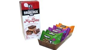 Broderick's Mini Bites - Tiny bites of heaven