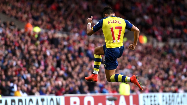 Sanchez double sinks sorry Sunderland