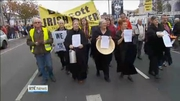 Six One News: Thousands protest in Munster over water charges