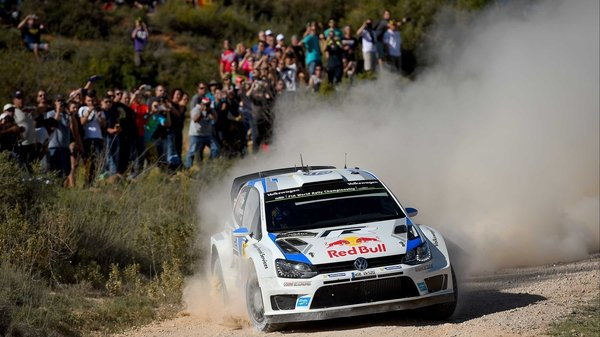 Sebastien Ogier in on the verge of triumph at the Monte-Carlo Rally
