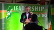 Gerry Adams said there had been no cover-up by him or Sinn Féin