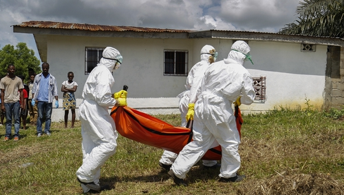 Nearly 5,000 people died in the recent Ebola outbreak in Liberia
