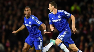 Didier Drogba will play his last game for Chelsea