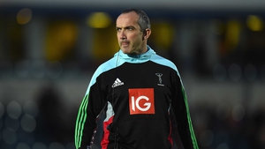 Conor O'Shea takes charge of his first Six Nations campaign with Italy