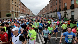 Approximately 15,000 people are taking part