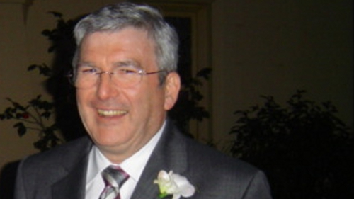 Dermot O'Toole was murdered in his jewellery shop in July 2013 (pic: O'Toole family)