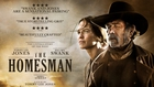 Tommy Lee Jones directs and stars alongside Hilary Swank in The Homesman