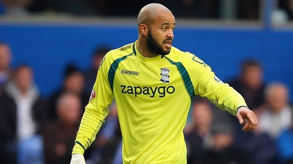 Darren Randolph had a very eventful week at Birmingham