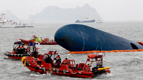 The Sewol sank in April, claiming the lives of 304 people
