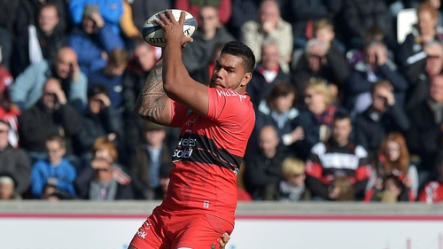Romain Taofifenua has been cited for a kick on Stuart Olding