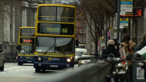 Strike action at at Bus Éireann and Dublin Bus will affect over 850,000 passengers