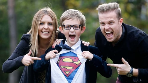 Jenny Greene and Nicky Byrne are looking for Ireland's Everyday Hero 2014