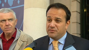 Leo Varadkar said Brendan Howlin has indicated talks on a successor to the HRA should begin next year