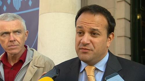 Leo Varadkar said Brendan Howlin has indicated talks on a successor to the HRA should begin next year