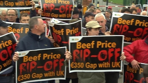 Farmers say they will accept nothing short of a significant increase in price for their animals
