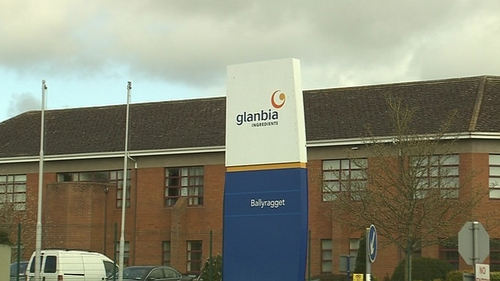A lot of Glanbia's revenue is generated in the US - particularly in its performance nutrition division