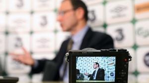 Martin O'Neill named a 36-man squad
