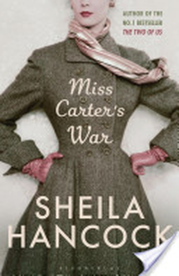 "Sheila Hancock, author of ""Miss Carter's War"""