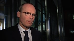 Minister Simon Coveney said a comprehensive list of key actions had been agreed