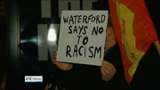 Nine News: Anti-racism rally takes place in Waterford