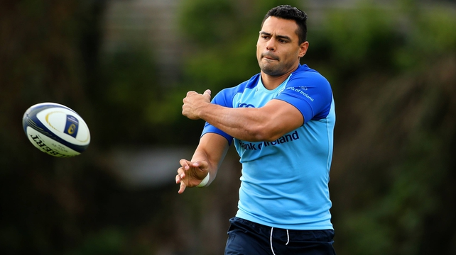Pro12 teams: Te'o to make Leinster debut