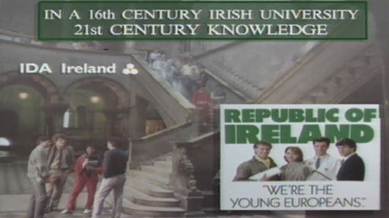 Young Europeans Irish Graduate Promotion