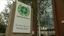 The inquiry began yesterday at the Nursing and Midwifery Board's headquarters in Blackrock
