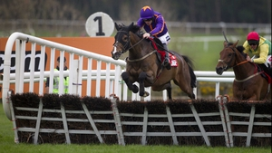 Arctic Fire is a top-price 15-8 favourite for the Aintree Hurdle